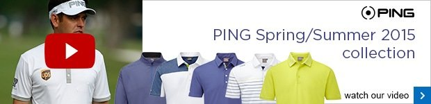 PING Spring Summer 2015 clothing