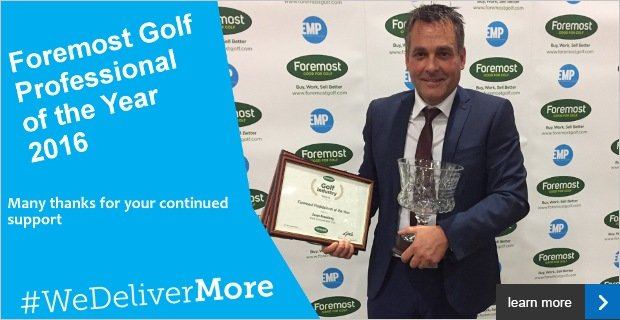 Foremost Pro of the Year 2016 Jason Broadway